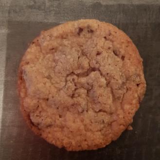 notre 1er cookies