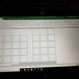 création en Excel