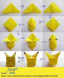 pinterest rhpinterestcom d instructions new how to create a rhbritsinamericaus d origami pikachu box instructions new how to create a rhbritsinamericaus by firerush on
