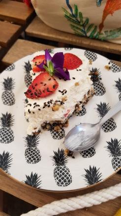 le meilleur cheesecake du monde entieeeeeeeeeer